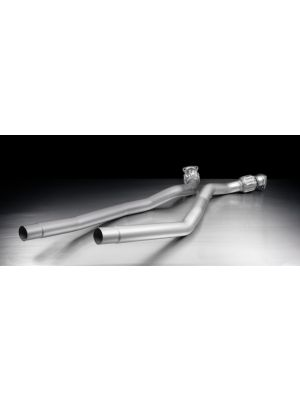 Racing cat replacement tube left/right, without homologation