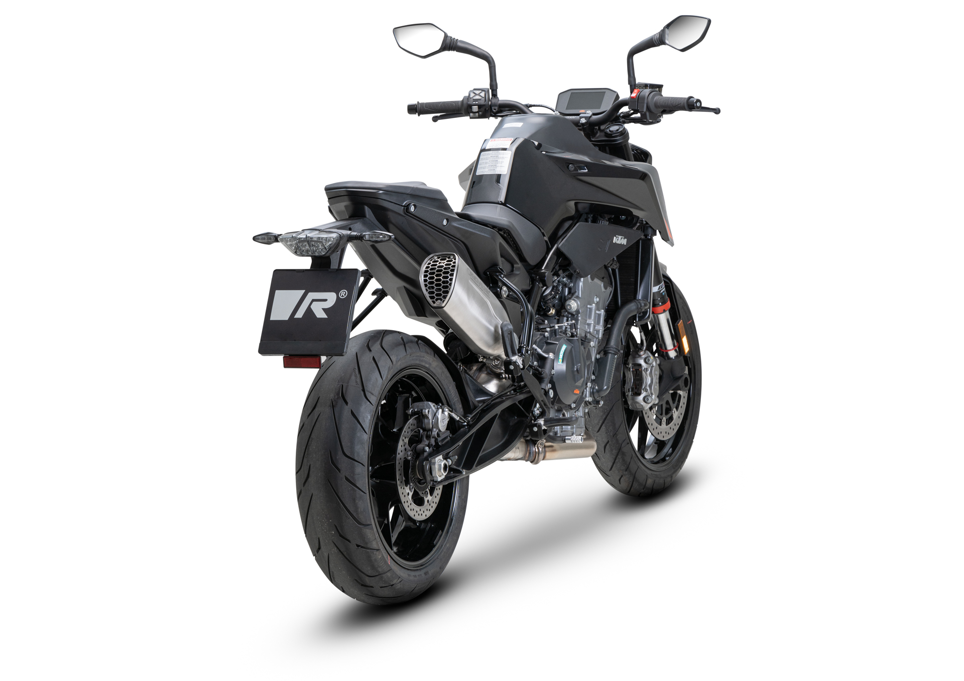 NEW DEVELOPMENT MC 2021 | #02 KTM 890 DUKE R/ 890 DUKE R