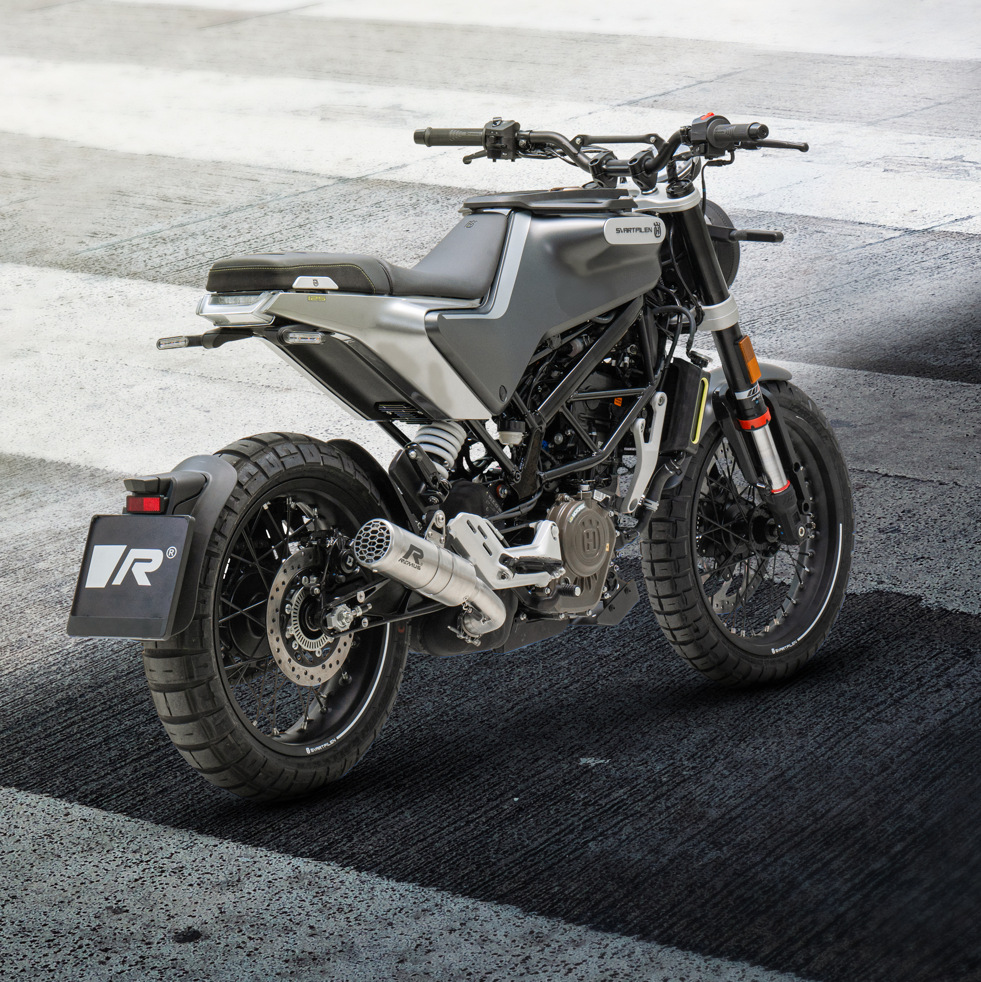 NEW DEVELOPMENT MC 2021 | #05 Husqvarna Svartpilen 125 / Vitpilen 125