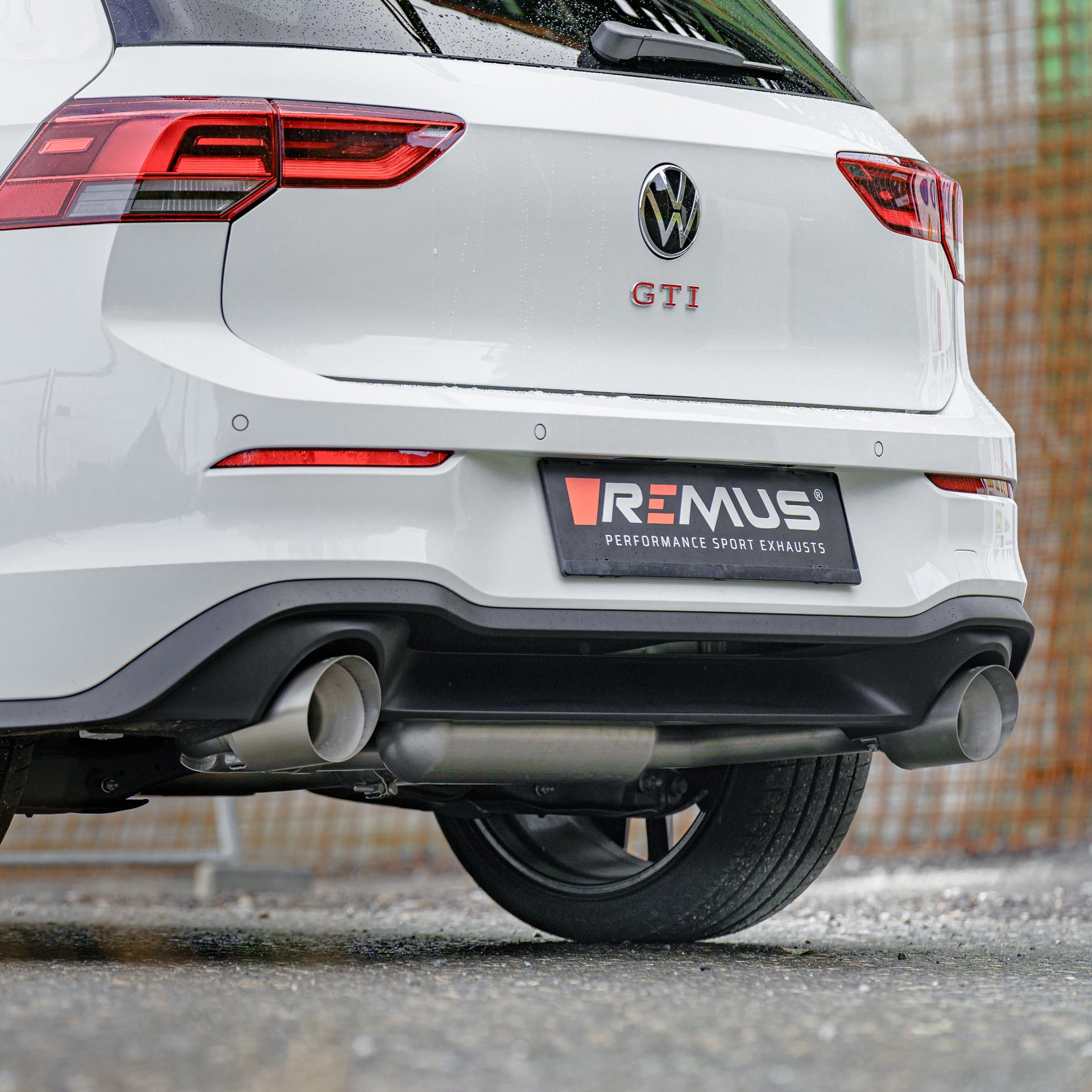 NEW DEVELOPMENT 2021 | #01 VW Golf 8 GTI PERFORMANCE EXHAUST SYSTEM