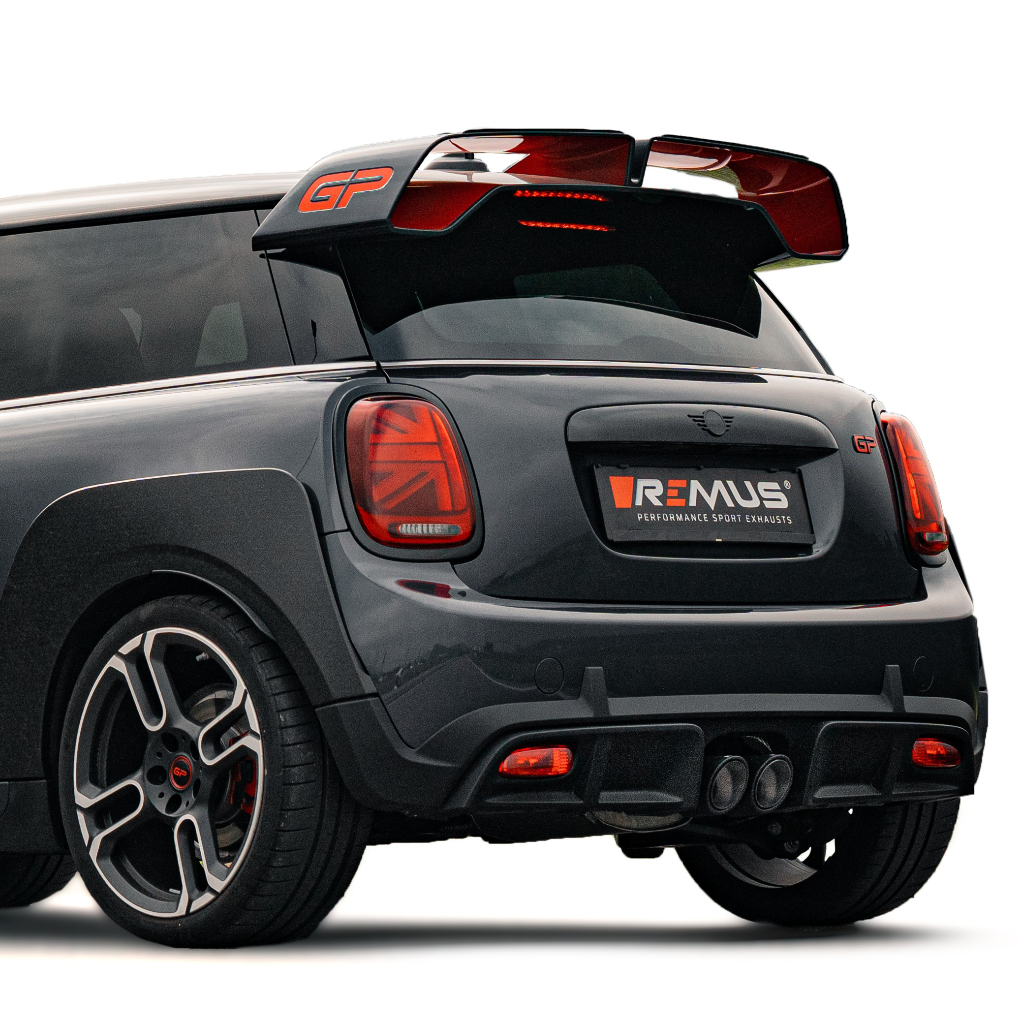 NEW DEVELOPMENT 2021| #02 MINI JCW GP F56 PERFORMANCE EXHAUST SYSTEM