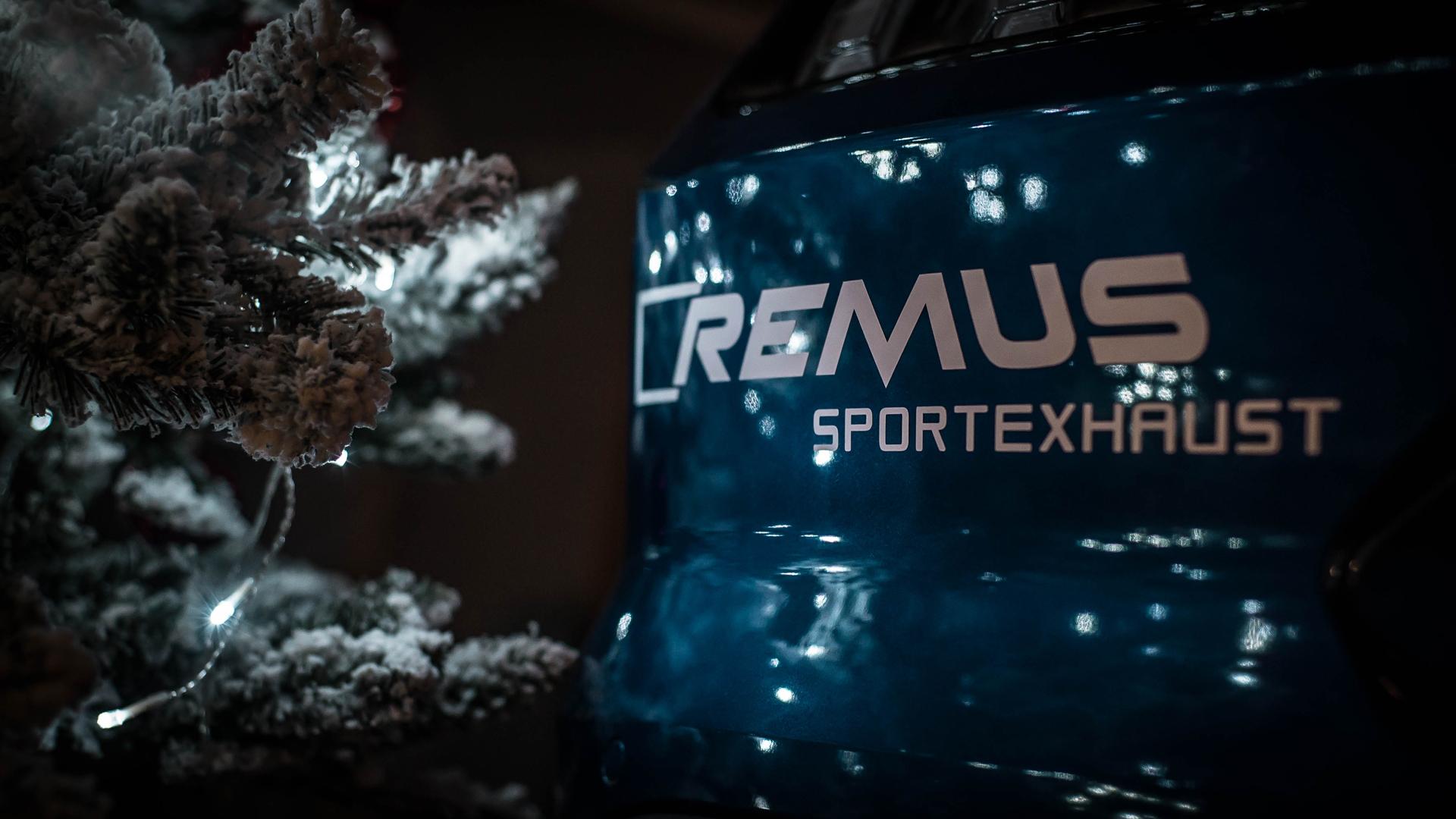 REMUS advent calendar 2018